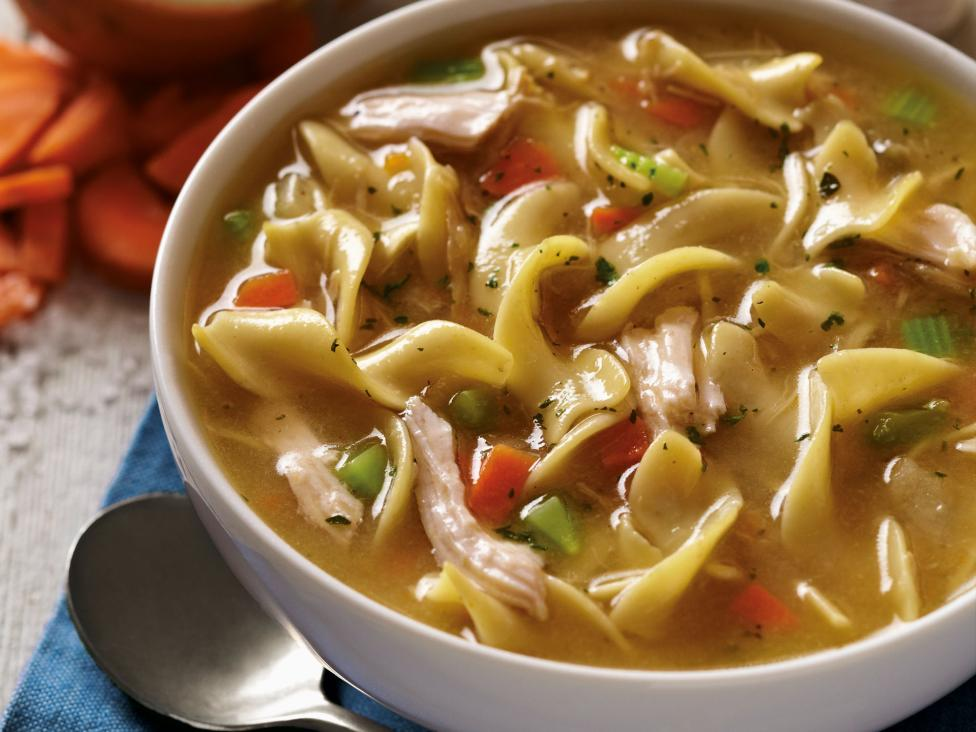 Mother gaias healing chicken noodle soup the goddess network a homemade chicken noodle soup recipe the goddess network forumfinder Images